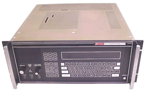 HF-80 System Page
